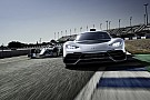 Automotive Hier is 'ie dan: de Mercedes-AMG Project One