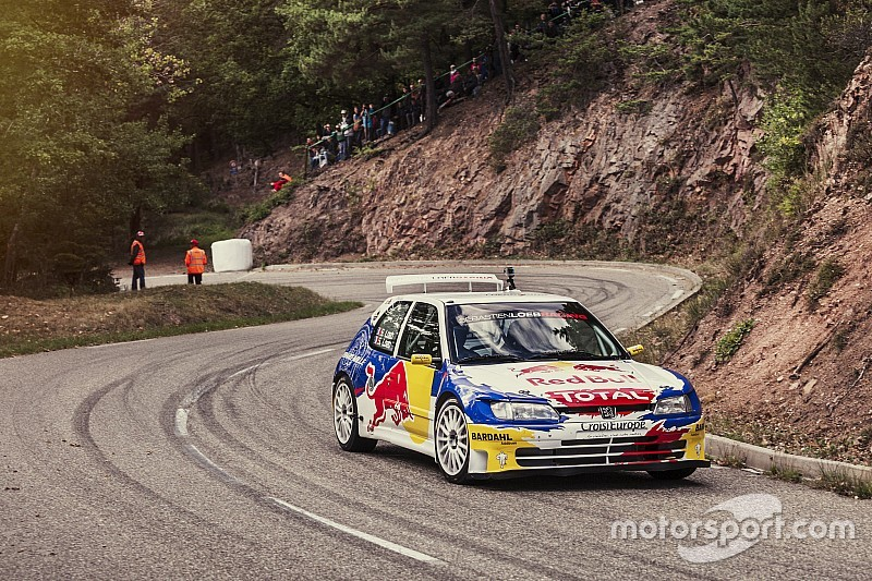 Why Loeb Racing is rebuilding an iconic Peugeot