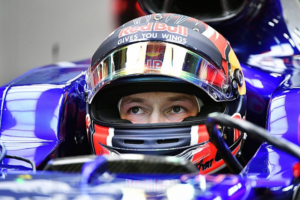 Formula 1 Breaking news Kvyat feels he