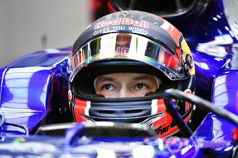 """Kvyat diz que """"merece esclarecimentos"""" da Red Bull"""