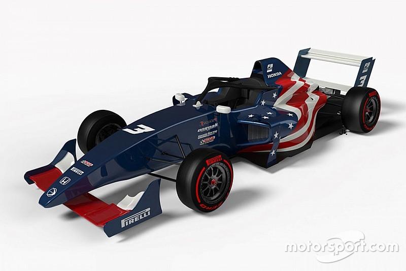 La F3 Amérique dévoilée avec le Halo