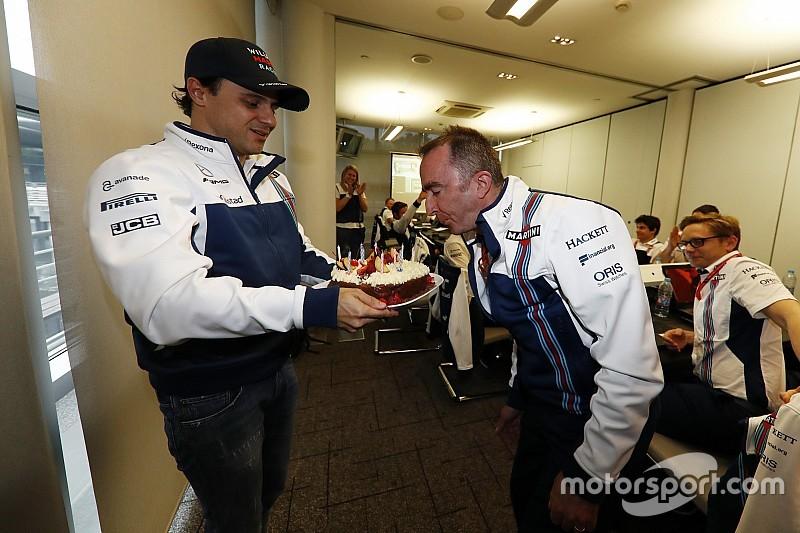 Lowe: Massa é piloto do nível de um campeão mundial