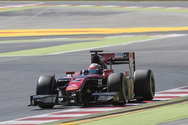 FIA F2 Yarış raporu Barcelona F2: Matsushita kazandı