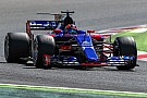 Kvyat culpa a Magnussen por el duelo del GP de España