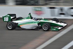Indy Lights Race report Indy GP Lights: Kaiser scores first win of the season