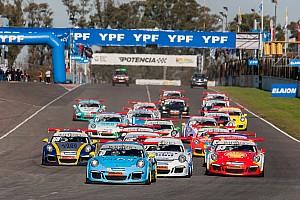 Porsche Vista previa La Porsche Império GT3 Cup llega a Termas de Río Hondo con títulos en juego