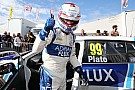 BTCC Knockhill BTCC: Plato edges Sutton for first pole in a year