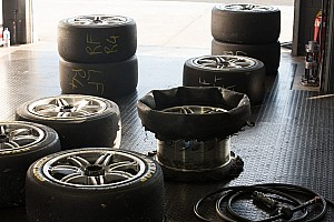 Supercars Breaking news Dunlop closer to Supercars tyre solution