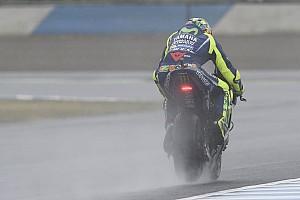 MotoGP Son dakika Rossi: 4. antrenmandaki kazadan yara almadan kurtulduğum için şanslıyım