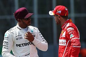 Hamilton advirtió a Vettel de no faltarle al respeto tras Azerbaiyán