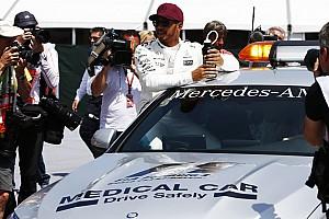 F1 排位赛报告 加拿大大奖赛排位赛:汉密尔顿力挫维特尔摘杆位,追平塞纳纪录