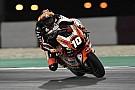 Moto2 Forward Racing a Doha: chi ben comincia...