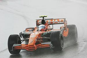 Formule 1 Diaporama Europe 2007 - Le déluge et l'heure de gloire de Markus Winkelhock