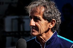 Formula E Noticias de última hora Alain Prost no cree que se repita la debacle de DAMS en Fórmula E