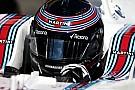 Empresa canadiense anuncia asociación con Williams F1