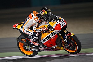 MotoGP Réactions Le plein de confiance pour Pedrosa à l'amorce de la saison
