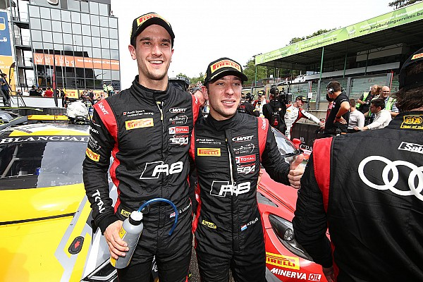 BSS Frijns e Leonard conquistano il titolo Sprint Series al Nuburgring