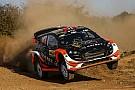 WRC Ostberg özel Ford'unu 2018 için