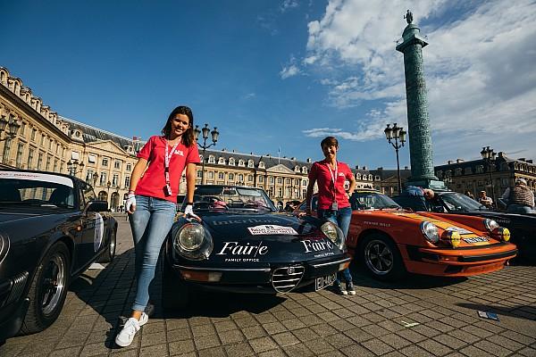 Cem times femininos disputam Richard Mille Rallye na França