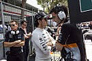 Forma-1 A Renault Perezt akarja Palmer helyére?!
