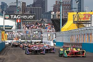 Formule E Nieuws Elektrische toerwagenklasse mogelijk in voorprogramma Formule E