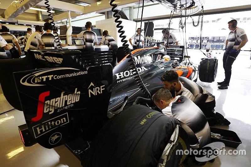 honda's f1 engine to feature revised architecture