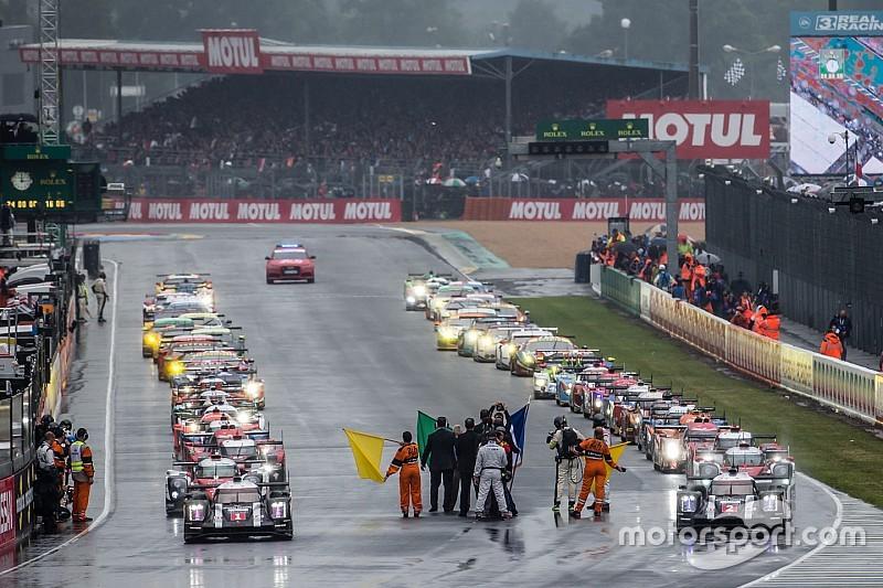 Le Mans maintains 60-car entry list for 2017
