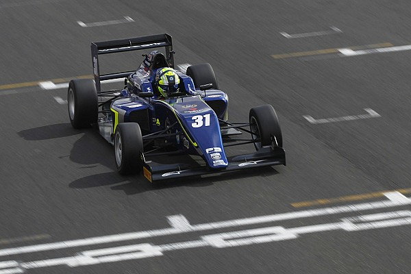 BF3 Rockingham BF3: Norris wins Race 1 after thrilling battle with Collard