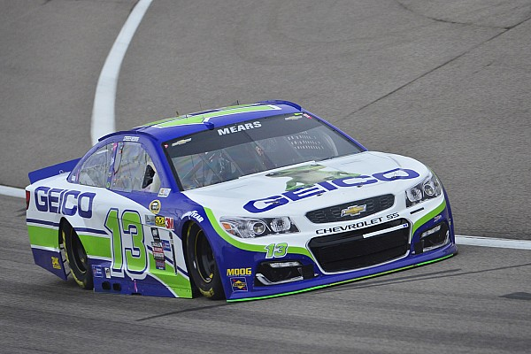 """Casey Mears on Cup future: """"I've got nothing as of yet"""