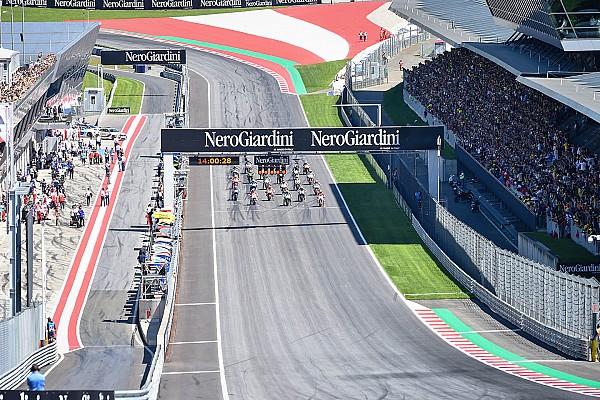 MotoGP Austria terpilih sebagai event terbaik 2016
