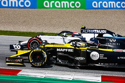 Ricciardo se réjouit des progrès aéro réalisés par Renault