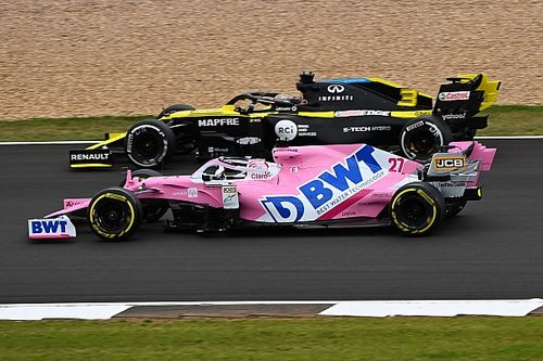 Four rival F1 teams lodge appeal in Racing Point copying case