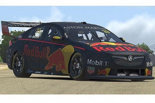 Verstappen muestra el diseño de su Supercar inspirado en Red Bull