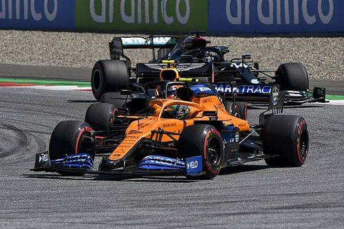 "No ""bad blood"" between McLaren and Mercedes over Racing Point"
