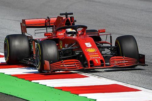 """フェラーリ、アップデートで""""別物マシン""""に? ベッテル「かなり良くなっている」"""