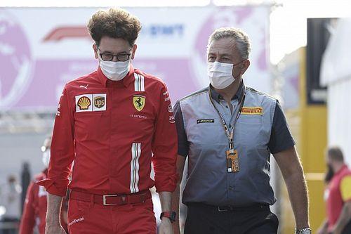 Mattia Binotto Sebut Kelemahan Terbesar Ferrari adalah Pitstop