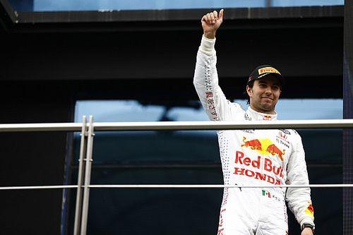 Podium Jadi Target Realistis Sergio Perez di F1 GP Amerika