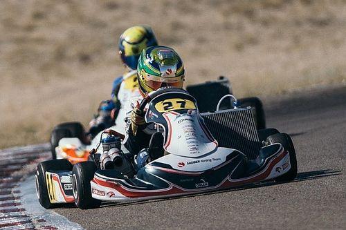 Miguel Costa finaliza preparação para etapa final do Europeu de Kart