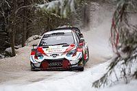 WRC, Rally Svezia 2021: nuovo percorso per avere la neve