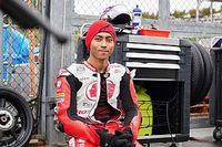 セパンで開催のアジアタレントカップで、ムナンダルが事故死