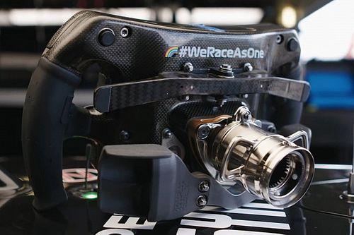 Mercedes: ecco il pulsante del brake magic di Hamilton