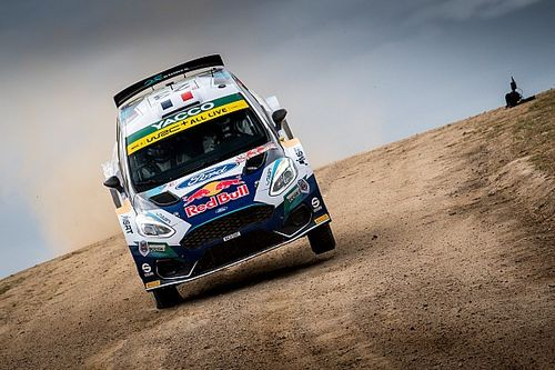 WRC not expecting new manufacturer until 2024 at the earliest