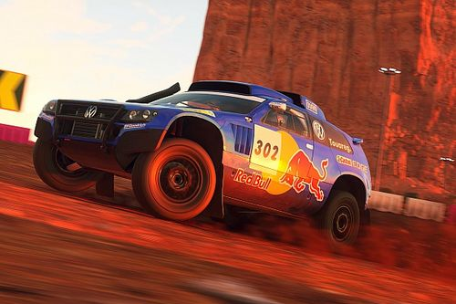 New DIRT 5 update features online cross-play and Red Bull liveries