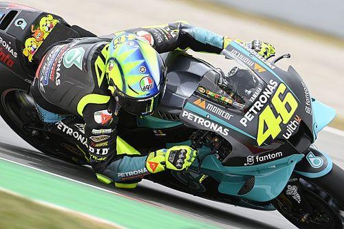 """MotoGP: Rossi espera """"continuar bem"""" na Alemanha neste fim de semana"""