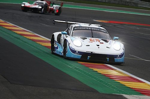 Project 1 team withdraws from WEC Spa after crashes