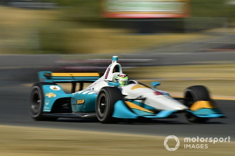O'Ward se separa de Harding Steinbrenner Racing