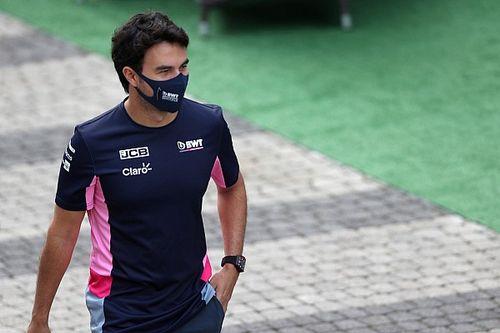 El futuro de Pérez en la F1, en progreso