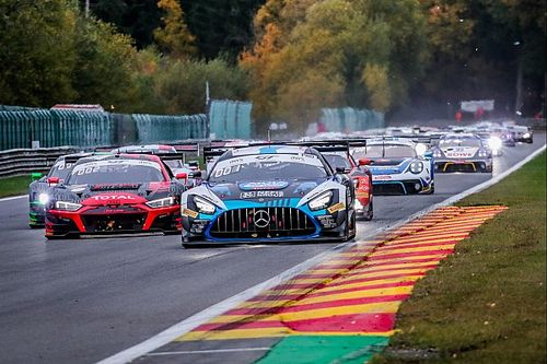 Spa 24h: Mercedes leads at six hours after delayed start