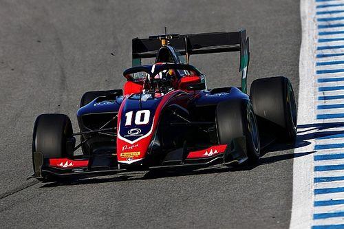 UK travel ban forces F3 to postpone pre-season Jerez test