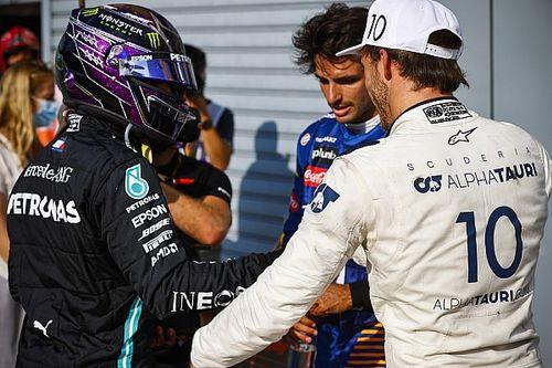 Les victoires et les podiums de 2020 en F1